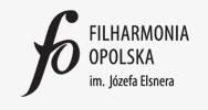 Logo Filharmonii Opolskiej