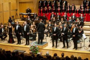 Inauguracja 67. Sezonu Artystycznego Filharmonii Opolskiej