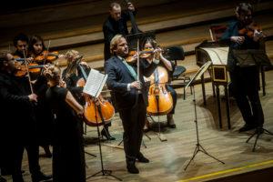 Maestro Michał Maciaszczyk i Polish Art Philharmonic